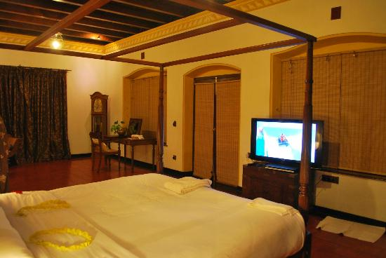 Vivanta by Taj - Kumarakom: Room/Villa