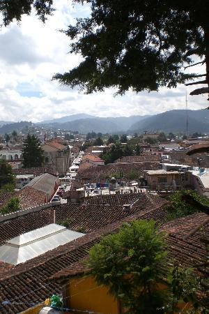 Hotel Hacienda Los Morales: panorama sulla città