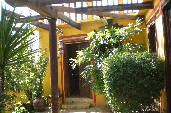 Hotel Hacienda Los Morales: esterni camere