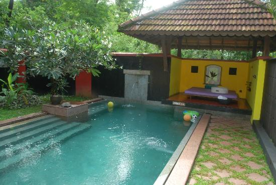 Vivanta by Taj - Kumarakom: Private Pool