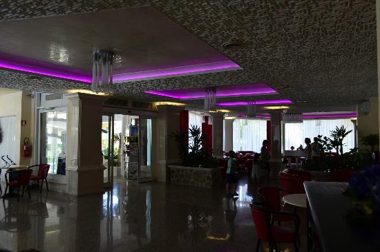 Hotel Buratti: Hall