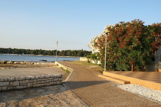 Sol Amfora Apartments: vom pool zum strand