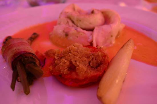 Hotel Buratti: Specialità culinarie