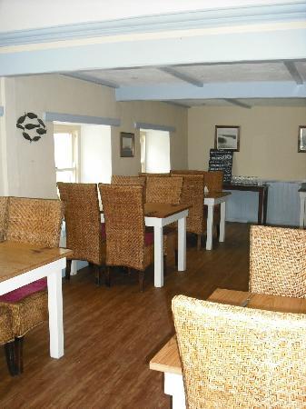 ذا فيكتوري إن: Restaurant/breakfast room 