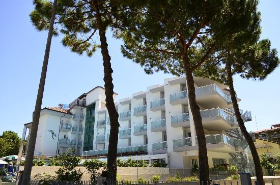 Hotel Buratti: Esterno hotel