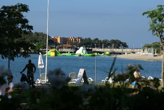 Sol Amfora Apartments: aqua-park in der lagune