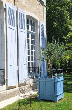 Domaine de Betouzet : Soft French blues