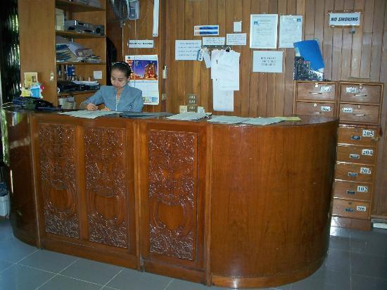 Ocean Pearl Inn: Reception