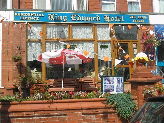King Edward Hotel: King Edward Exterior