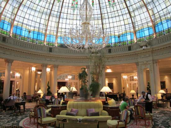 Cúpula del Palace : fotografía de The Westin Palace Madrid ... - photo#24