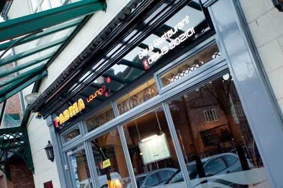 Padma Lounge Bar & Restaurant