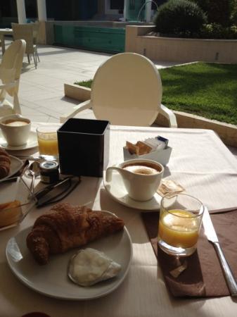 Lunariccione Hotel: colazione10+