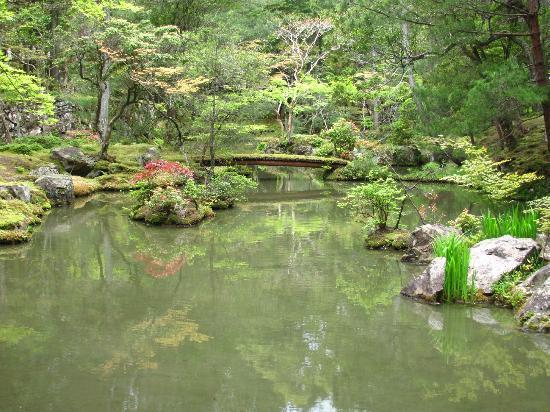 Saihoji Temple: Saihoji gardens