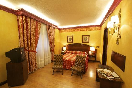 Hotel M.A. Princesa Ana: Habitacion