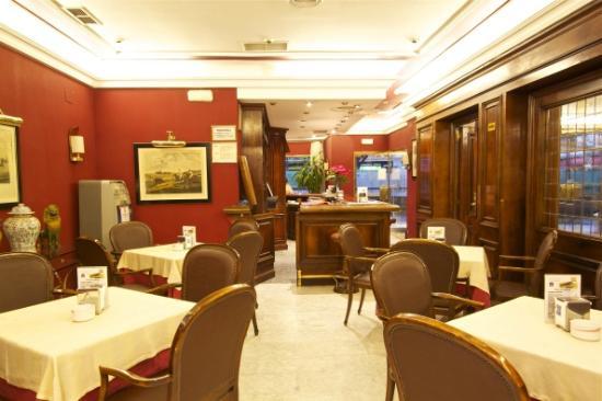Hotel M.A. Princesa Ana: Cafeteria