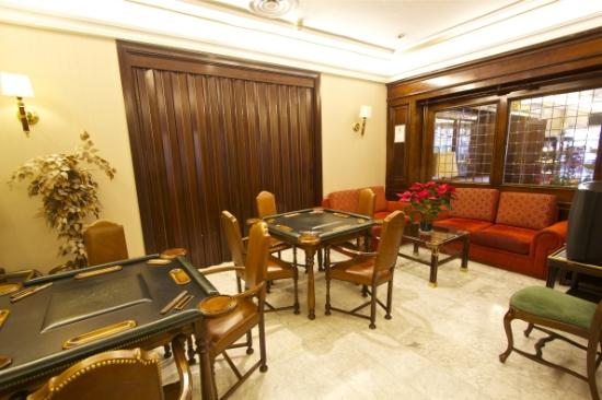 Hotel M.A. Princesa Ana: Salon de juegos