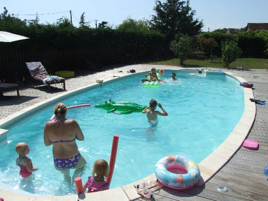 Manoir de Theuran : Pool