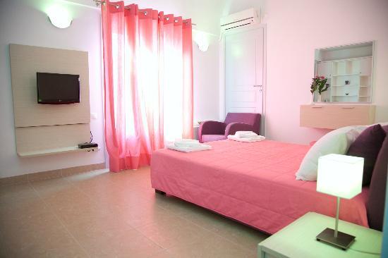 Atrium Villa: lilac room