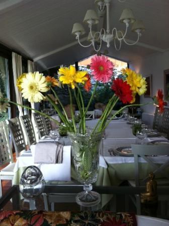 Hotel Quinta de San Amaro: pequeño evento