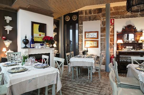 Hotel Quinta de San Amaro: comedor