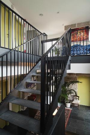 Hotel Quinta de San Amaro: accesos