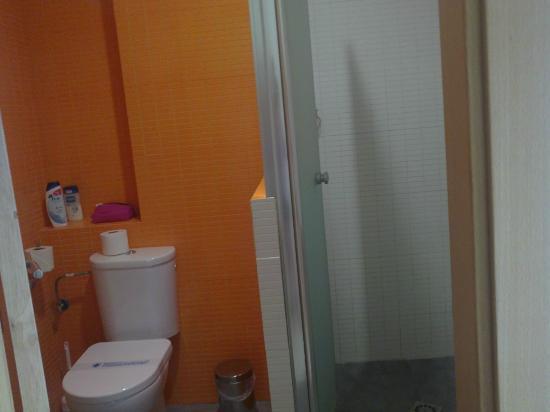 Albergue Inturjoven Algeciras-Tarifa: Baño