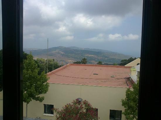 Albergue Inturjoven Algeciras-Tarifa: Vista desde la habitación