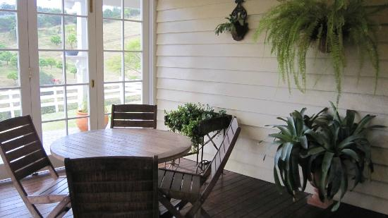 Branell Homestead Bed and Breakfast: view