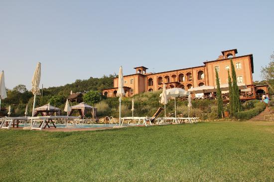 Saturnia Tuscany Hotel: Hotel