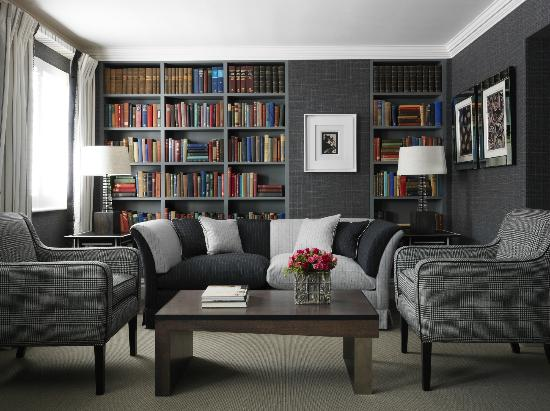 Dorset Square Hotel: Marylebone Room - Living Room