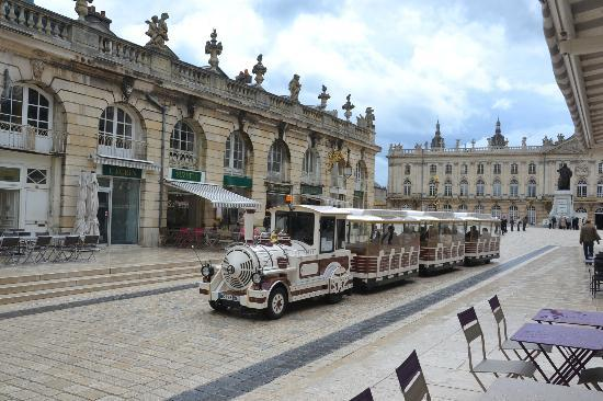 Nancy, France : Le Petit Train