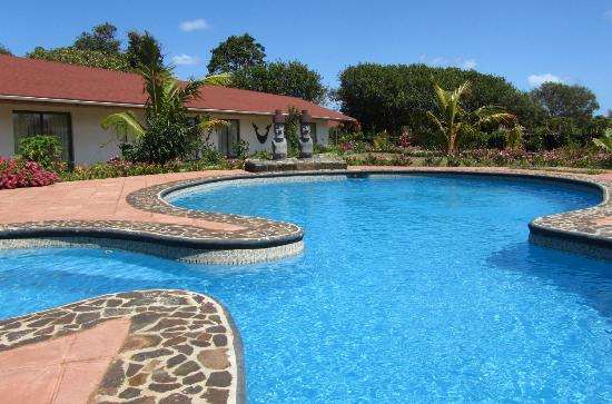 Pool of Hotel Puku Vai