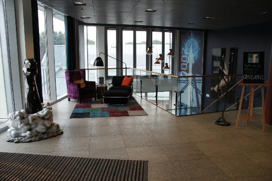 Scandic Vulkan: Lobby