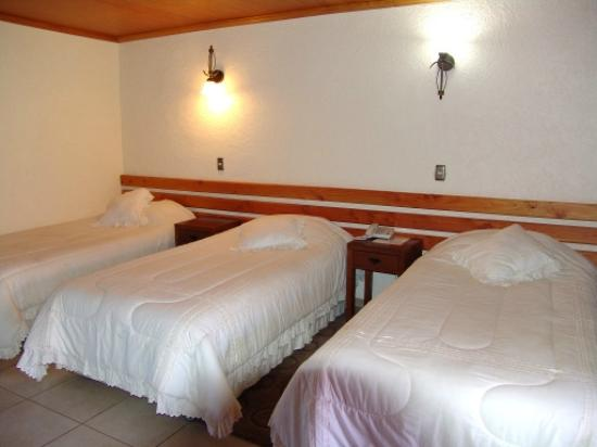 Superior Triple Room of Hotel Puku Vai
