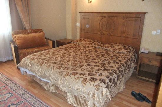 Ferman Sultan Hotel: Standart dbl room
