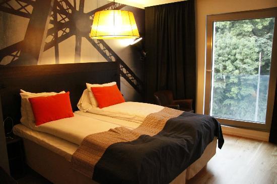 Scandic Vulkan: Twin Room