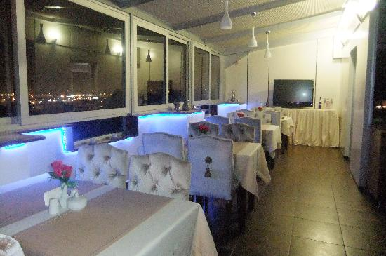 Ferman Sultan Hotel: Top roof terrace