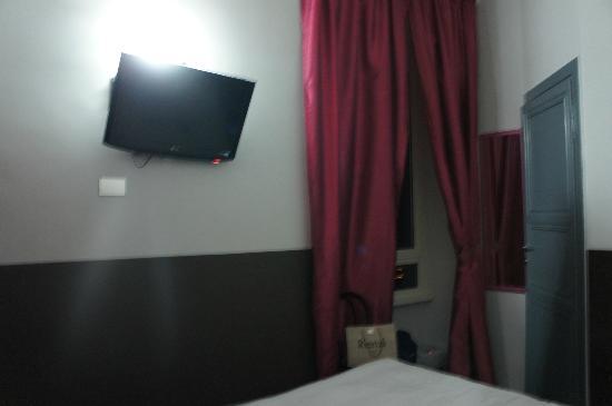 Colors Hotel: Notre chambre