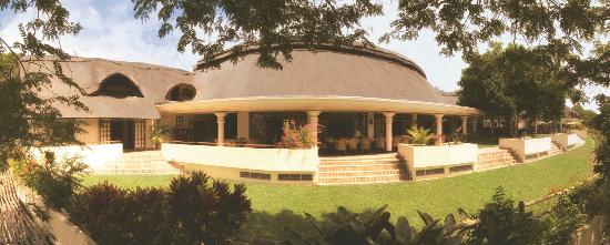 Ilala Lodge: View of the Hotel Frontage