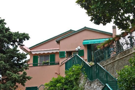 Hotel Villa Steno: The front of the hotel