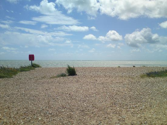Norman's Bay Camping And Caravanning Club: Plage