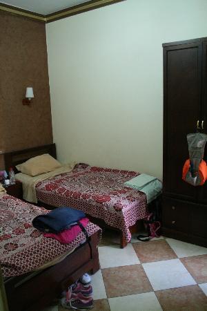 Rotana Palace: De kamer