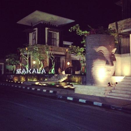 The Tanjung Benoa Beach Resort Bali: I believe this is owned by Ramada