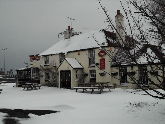 The Share & Coulter: The Pub at Christmas