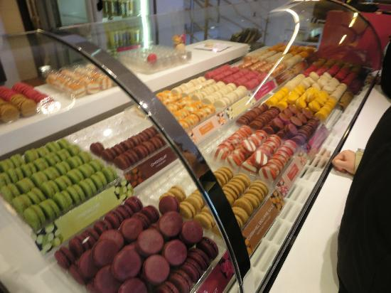Fauchon Macarons Tower | The Giftery