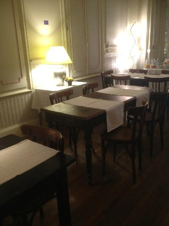 Hotel de Lorraine: Breakfast Room