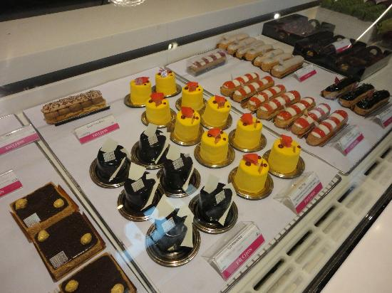 Fauchon Cafe Paris