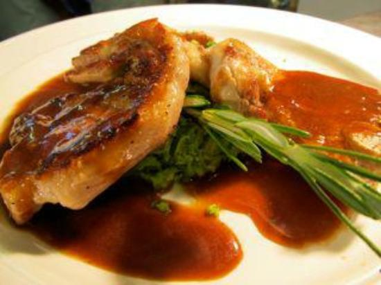 Fables Restaurant at The Unicorn: Delicious food served