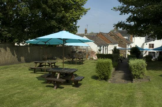 The Ship Inn: The Gardens
