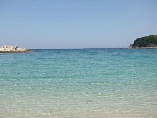 Shirahama Beach: 白良浜
